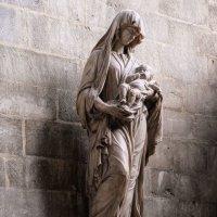 Руан. Cathédrale Notre-Dame de Rouen, Собор Руанской Богоматери. :: Надежда Лаптева