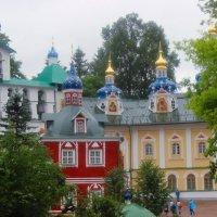 Большая звонница Псково-Печерского монастыря :: Дмитрий Солоненко