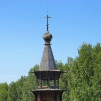 Колокольня из Зашиверска :: Vlad Сергиевич
