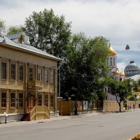 Дом-музей А.Н.Толстого. Самара :: MILAV V