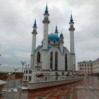 Мечеть Кул- Шариф в Казани :: Надежда