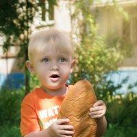 Самый вкусный хлеб :: Оксана Задвинская