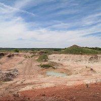 О добыче полезных ископаемых и подарках будущим археологам..:) :: Андрей Заломленков