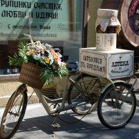 Реклама аптеки на Дерибасовской. :: Наталья Каракуца