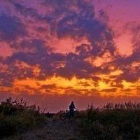 А в поле был закат :: Raduzka (Надежда Веркина)