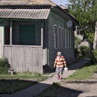 Прогулки по Каргополю :: Тата Казакова