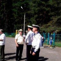 с праздником ВМФ :: Владимир