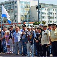 С Днем ВМФ, друзья! :: Vladimir Semenchukov