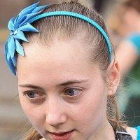 не простая девушка :: Олег Лукьянов