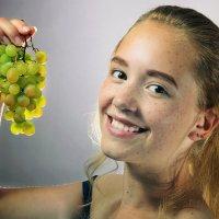 Зеленый виноград :: Вячеслав Владимирович