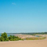 Сестрорецкие пляжи :: Виталий