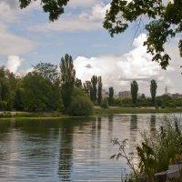 Романтичное свидание у реки :: Ольга Винницкая (Olenka)
