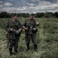 Deutsche Soldaten :: Константин Сафронов