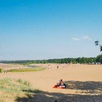 На Дубковском пляже (3) :: Виталий