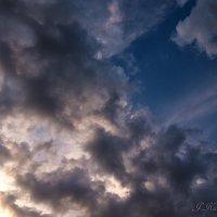 Вечернее небо июля. :: Елена Kазак