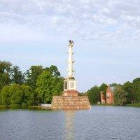 Чесменская колонна. :: Лия ☼