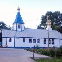 Храм Покрова Пресвятой Богородицы! :: Светлана Громова