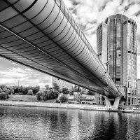 Мост Багратион. Москва. :: Ирина Токарева