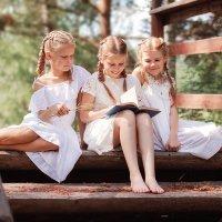 Три сестры :: Алёна Печенина