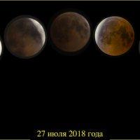 Лунное затмение :: Georgy Kalyakin