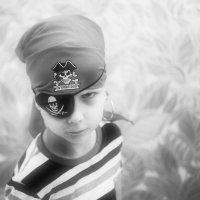 Молодой пират :: Максим Яновский