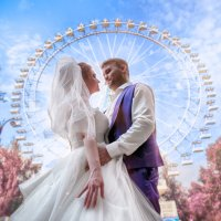 Свадебное фото :: Артур Хорошев