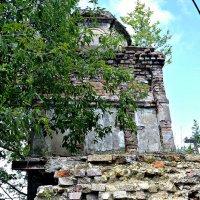Древние стены. :: Михаил Столяров