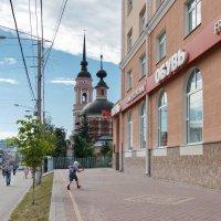 Городские зарисовки. :: Светлана Крюкова