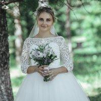 Прекрасная невеста Марина :: Лидия Марынченко