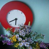 Букет из полевых цветов :: Елена Павлова (Смолова)