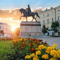 Памятник Михаилу Тверскому :: Юлия Батурина