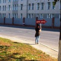 Работа такая. :: Ильсияр Шакирова