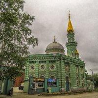 Соборная мечеть города Перми :: Сергей Цветков