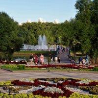парк Царицино :: Валентина. .