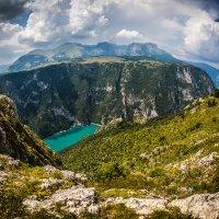 север Черногории,каньон реки Пива :: Олег Семенов