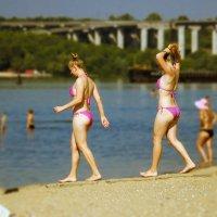 Близняшки- сестрички. :: barsuk lesnoi