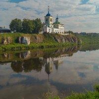 Утро на Чусовой :: Александр Смирнов