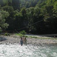 Переправа через горную реку :: Натала ***