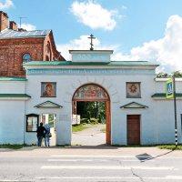 Староладожский Свято-Успенский девичий монастырь. :: Ирина Нафаня