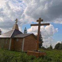 Скоро Новый храм :: Митя Дмитрий Митя