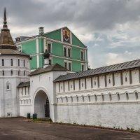 Монастырские стены. :: Aleksey Afonin