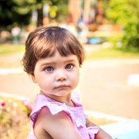 Истина глазами ребенка :: Татьяна Куликова