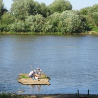 Рыбалка на Днепре :: Mariya laimite