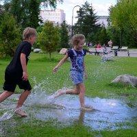 День города (летняя жара нам не страшна!) :: Дмитрий Иванцов
