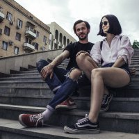 Love story :: Яна Глазова