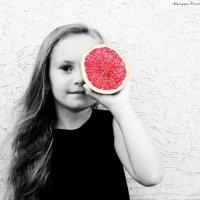 Portrets :: Марианна Привроцкая