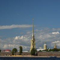 Петропавловская крепость, Санкт-Петербург :: Uliya