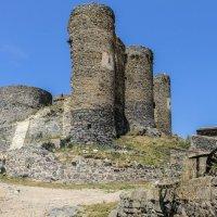 Замок Монморен,  XII век, регион Овернь (3) :: Георгий