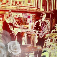 Влюбленные джазисты :: Лара Амелина