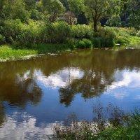Текучей вечностью вода... :: Лесо-Вед (Баранов)